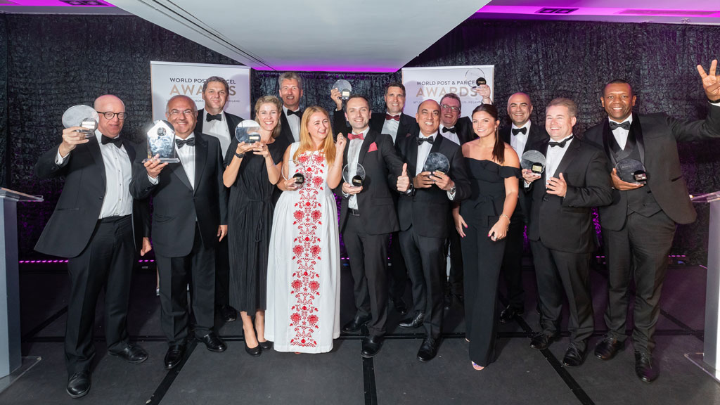 World Post & Parcel Awards Winners 2019 Announced
