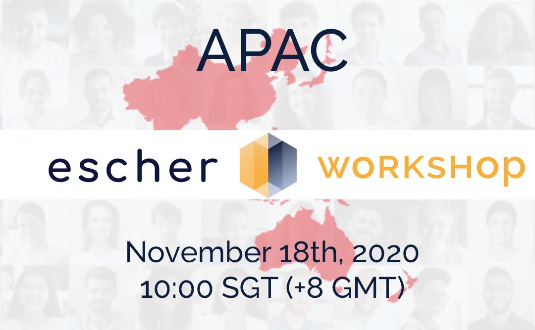 Escher Postal Innovation Workshop – APAC