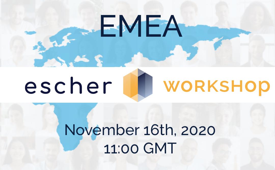 Escher Postal Innovation Workshop – EMEA
