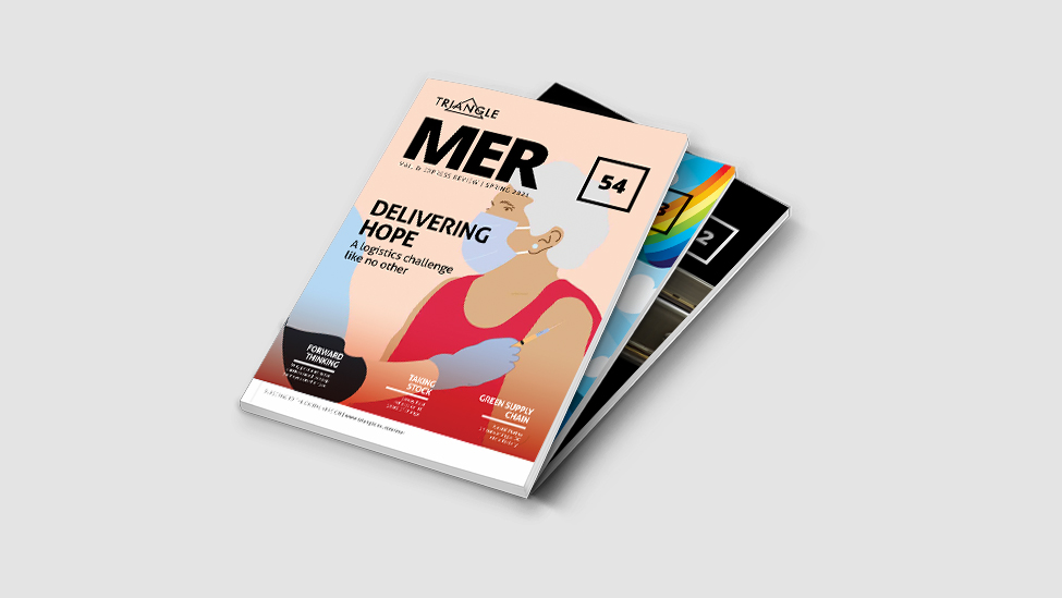 MER Spring 2021 Edition is out now!